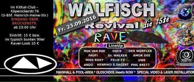 Fr 23092016 Walfisch Revival Berlin Kit Kat Club Partywahn