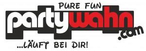 Partywahn Logo