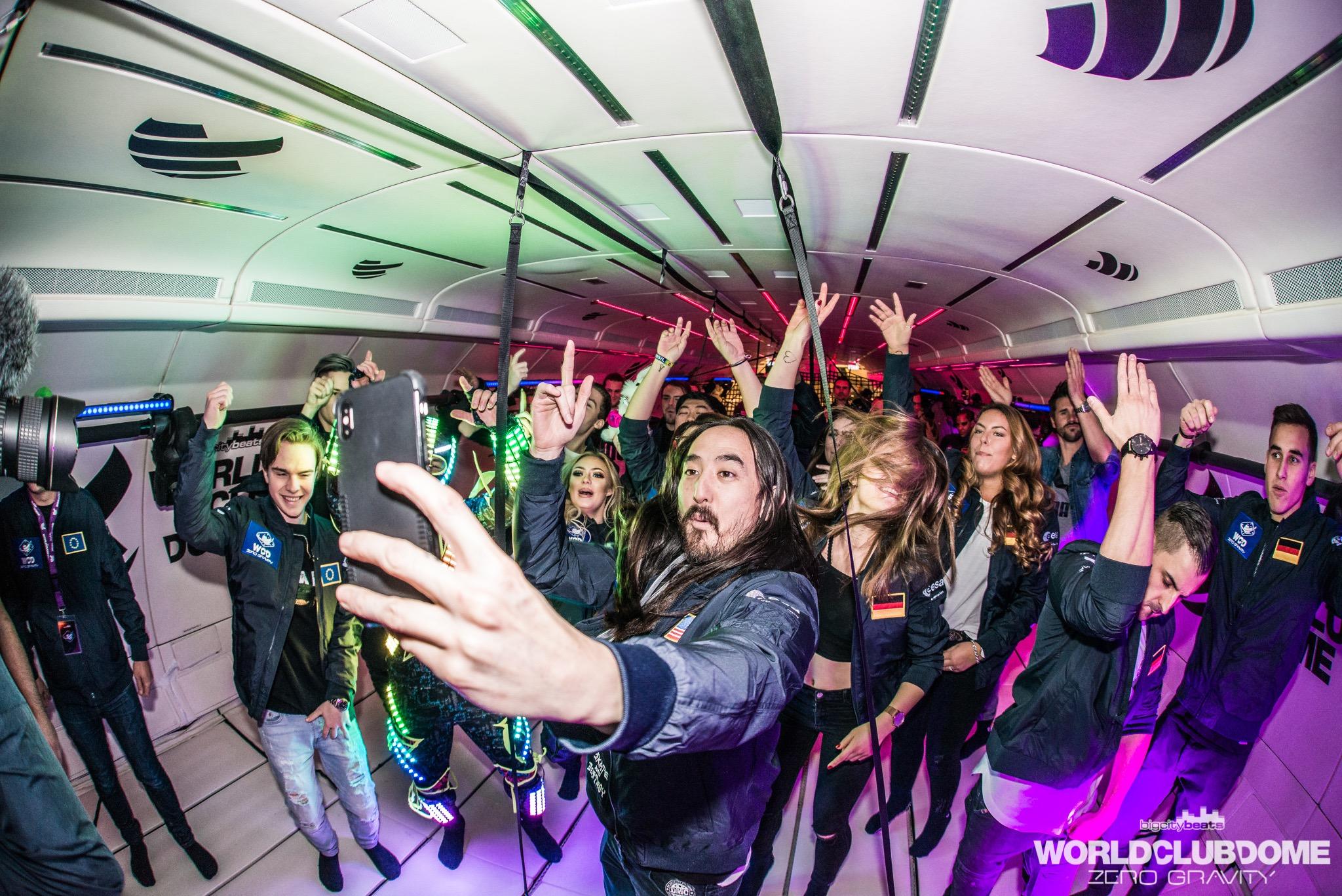 BCB WCD-Zero Gravity_Pressebild_Steve Aoki_Selfie_(c)Niclas_Ruehl